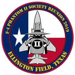 2019 Society Reunion Patch