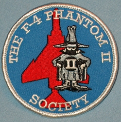 F-4 Society Patch