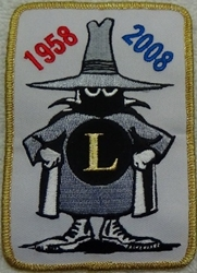 Patch - Spook 50 years L  F-4 Society