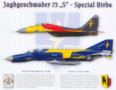 Color Print - JAGDGESCHWADER 73