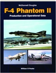 F-4 Production & Operations Data by W. Peake