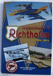 Book GAF Richthofen 1956-2013 Printed in English and German