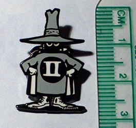 F-4 Spook Pin