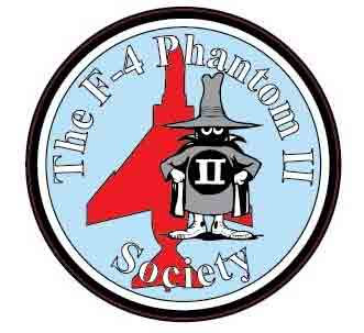 F-4 Society Decal Sticker